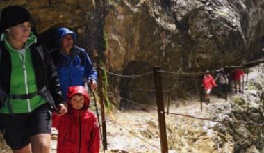 Höllental gorge